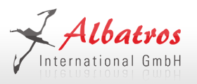 Albatros International GmbH Logo